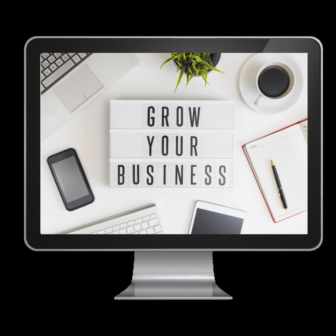 Grow an Online Business